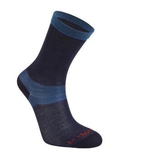 Bridgedale Coolmax Liner naisten sukka Navy