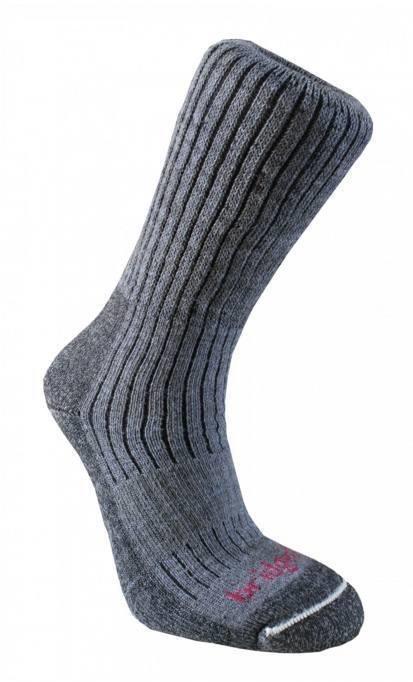 Bridgedale Merino Trekker Dark grey M