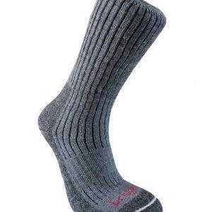 Bridgedale Merino Trekker miesten sukat tumma