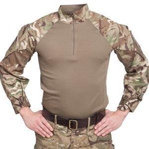 Brittiläinen PCS Combat Shirt MTP ylijäämä