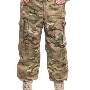 Brittiläiset CS95 Windproof Trousers MTP ylijäämä