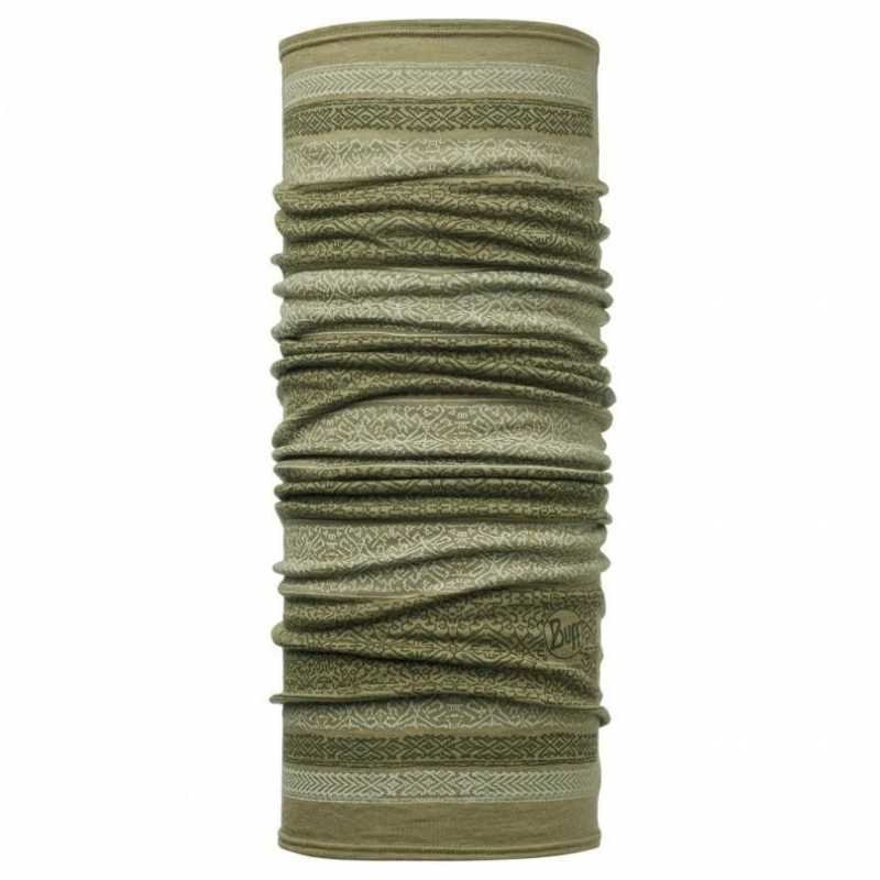 Buff Merino Kitue Light Military
