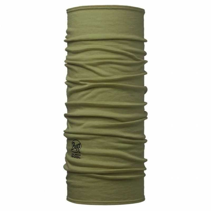 Buff Merino Light Military