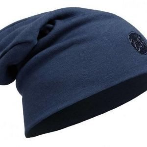Buff Merino Thermal Hat Denim