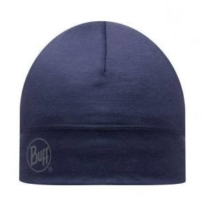 Buff Merino Wool Hat Night Blue
