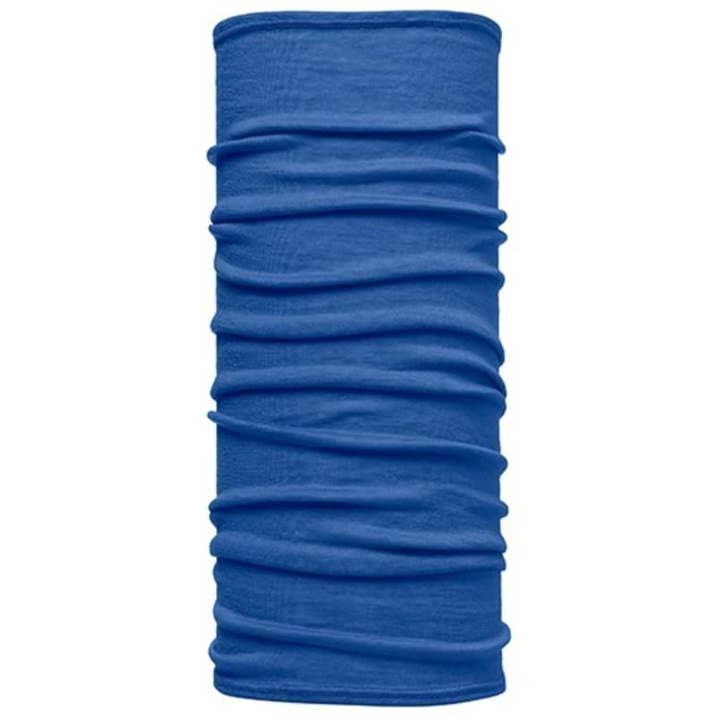 Buff Merino Wool Junior Buff 1SIZE Solid Cobalt