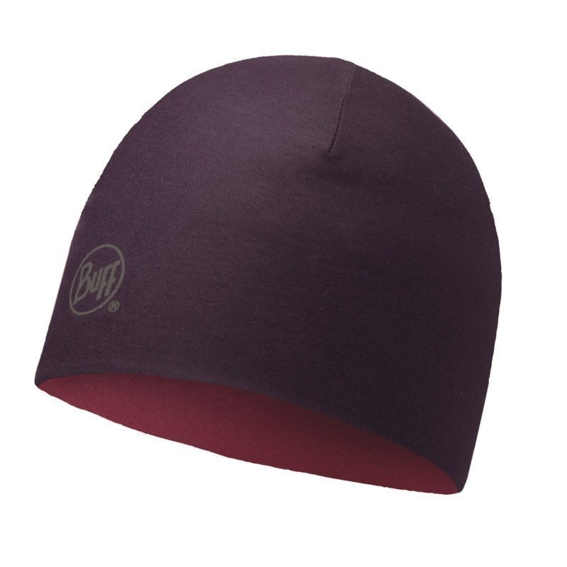 Buff Merino Wool Reversible Hat Buff