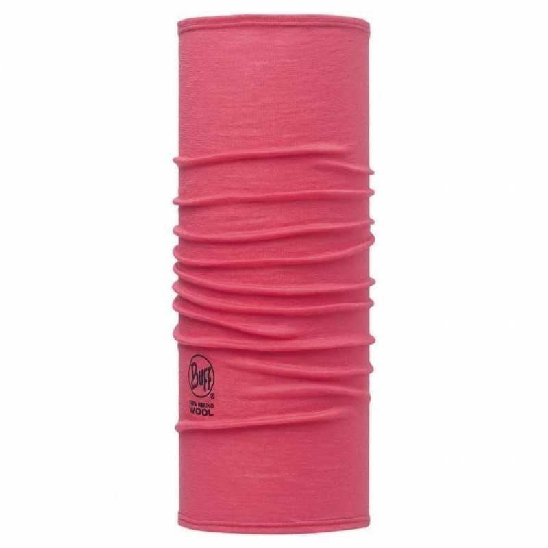 Buff Slim Merino Pink Hibiscus