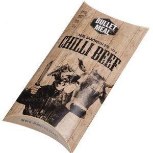 Bullet Meal MRE Sandwich 270 Chilli Beef
