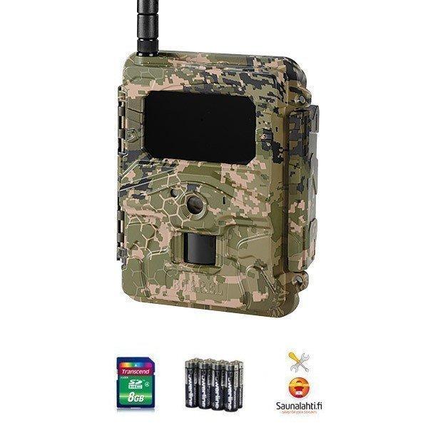 Burrel S12 HD+SMS tarjouspaketti