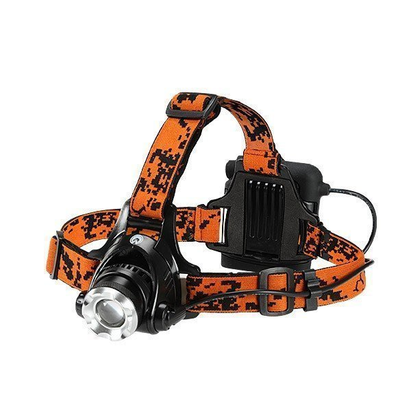 Burrel X-800 camo LED-otsalamppu