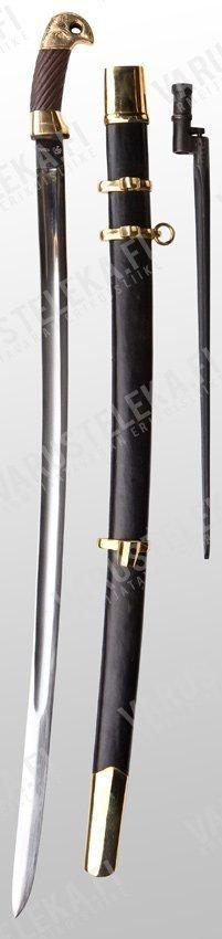 CCCP Shashka M1927 Mosinin pistimellä repro