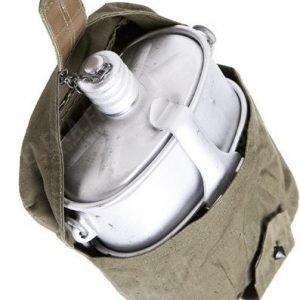 CCCP VDV kenttäpullo-pakki taskulla ylijäämä