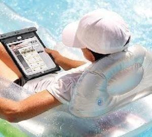 CELLULARLINE VOYAGER vedenpitävä suoja iPadille