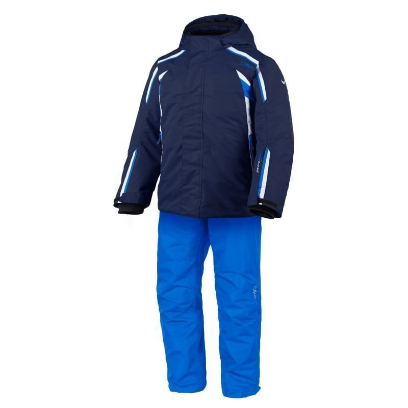 CMP Boy Canazei Ski Set 128 Navy