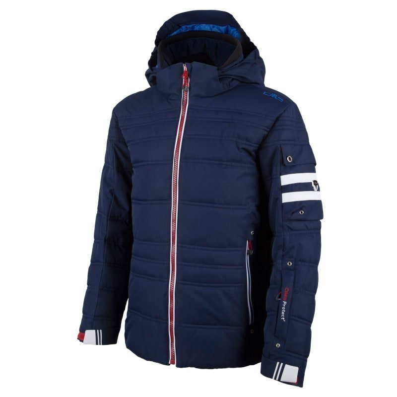 CMP Boy Champoluc Ski Jacket 116 Navy