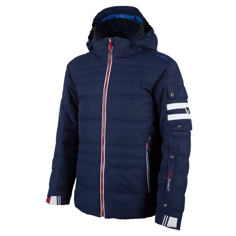 CMP Boy Champoluc Ski Jacket 128 Navy
