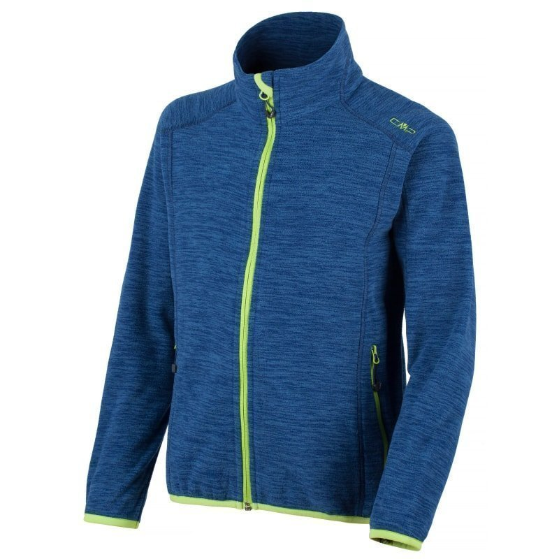 CMP Boy Sestriere Fleece Jacket 116 Nautico Mel.