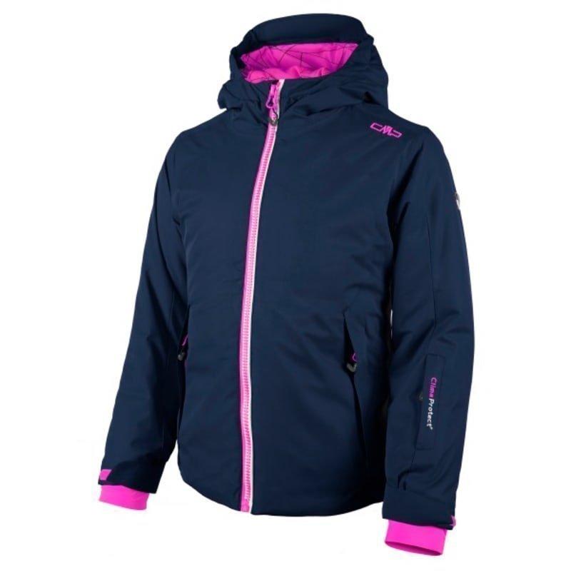 CMP Girl Val Di Fiemme Ski Jacket 116 Nautico