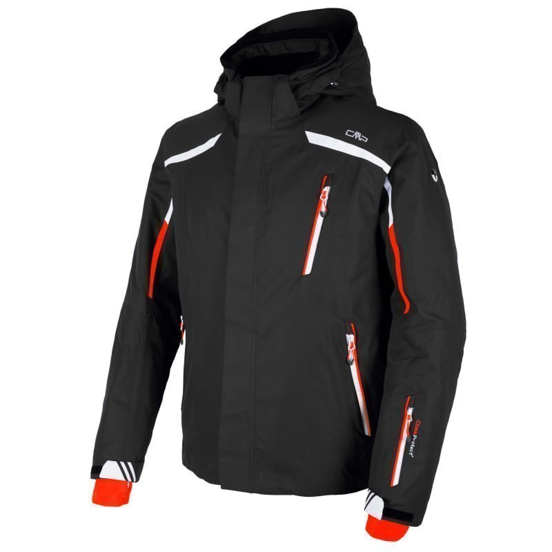 CMP Man Bormio Ski Jacket 46 Nero