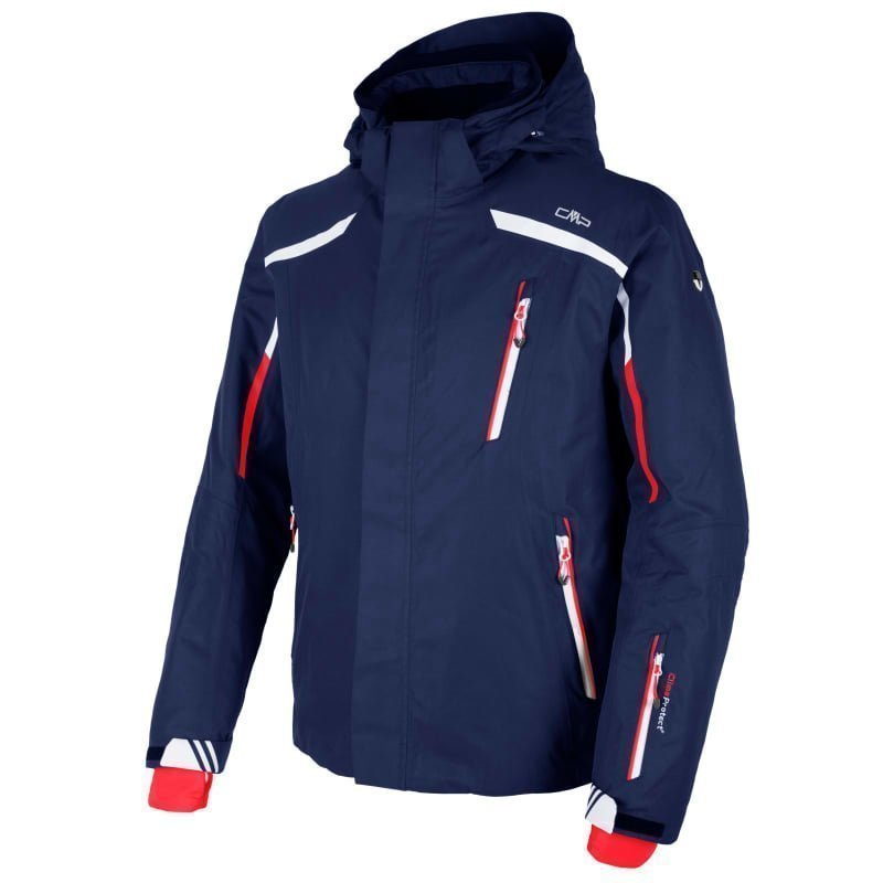 CMP Man Bormio Ski Jacket 48 Navy