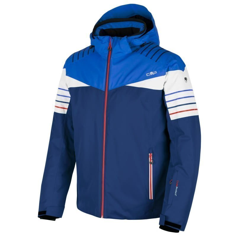 CMP Man Gressoney Ski Jacket 48 Navy