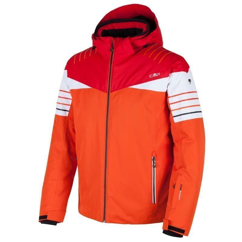 CMP Man Gressoney Ski Jacket 52 Chili