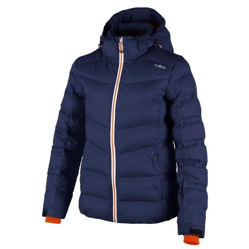 CMP Woman Arabba Down Ski Jacket D40 Nautico