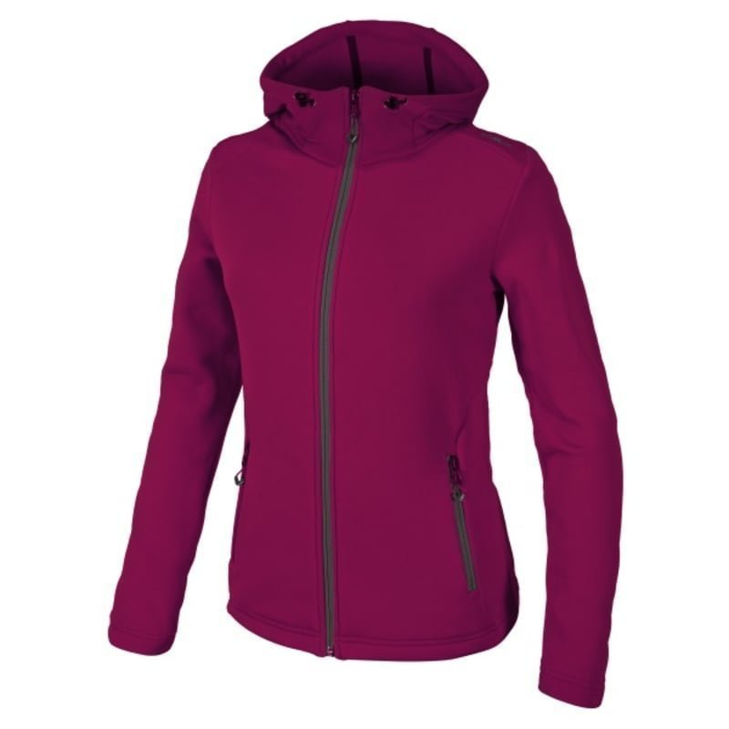CMP Woman Moena Fleece Hood D40 Berry