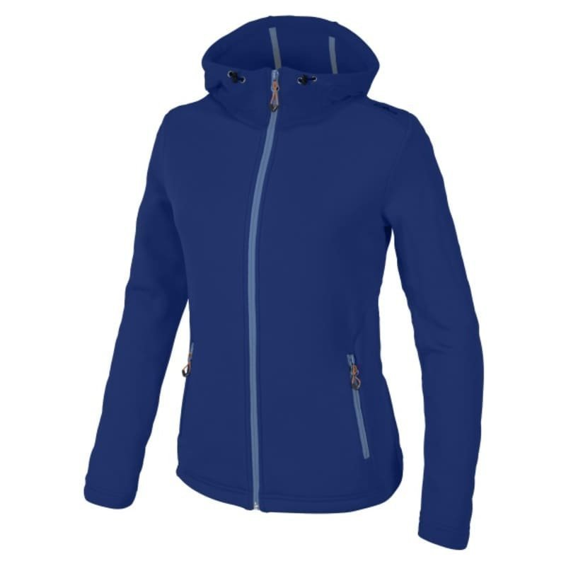 CMP Woman Moena Fleece Hood D40 Nautico