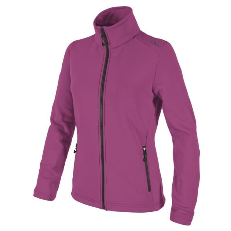 CMP Woman Moena Fleece Jacket D36 Berry