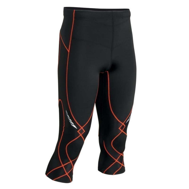 CW-X 3/4 Stabilyx Tights L Black/Orange
