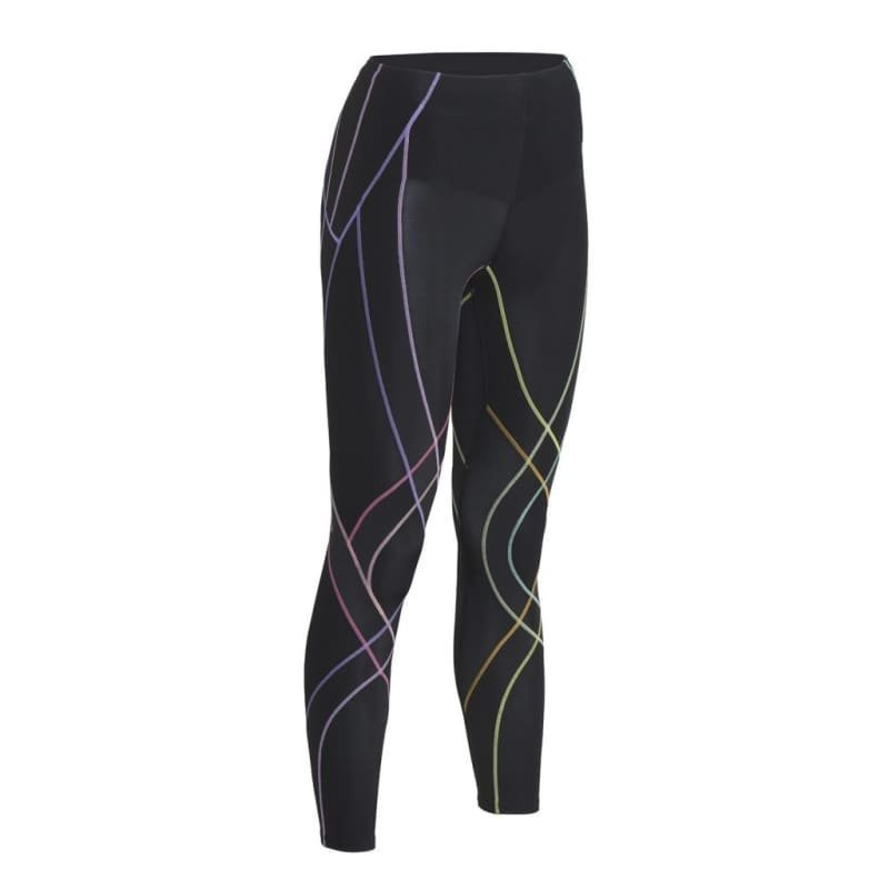 CW-X Endurance Generator Tights L Black/Rainbow