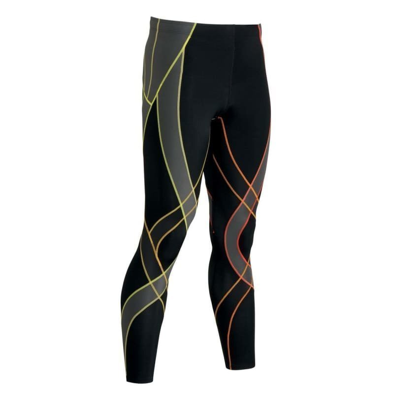 CW-X Endurance Generator Tights M Black/Orange