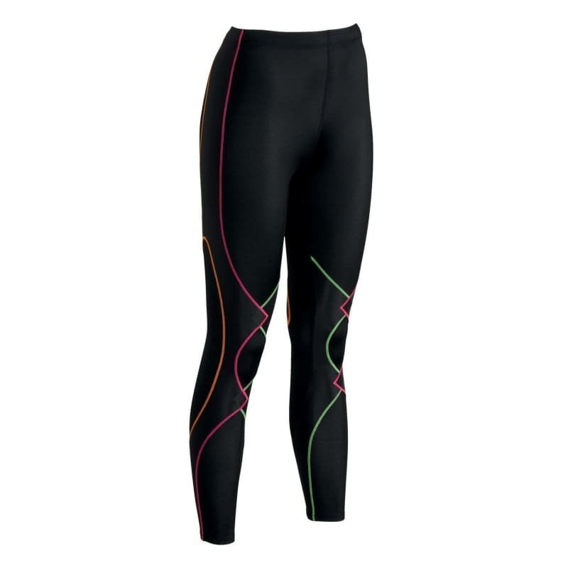 CW-X Expert Tights S Black/Rainbow