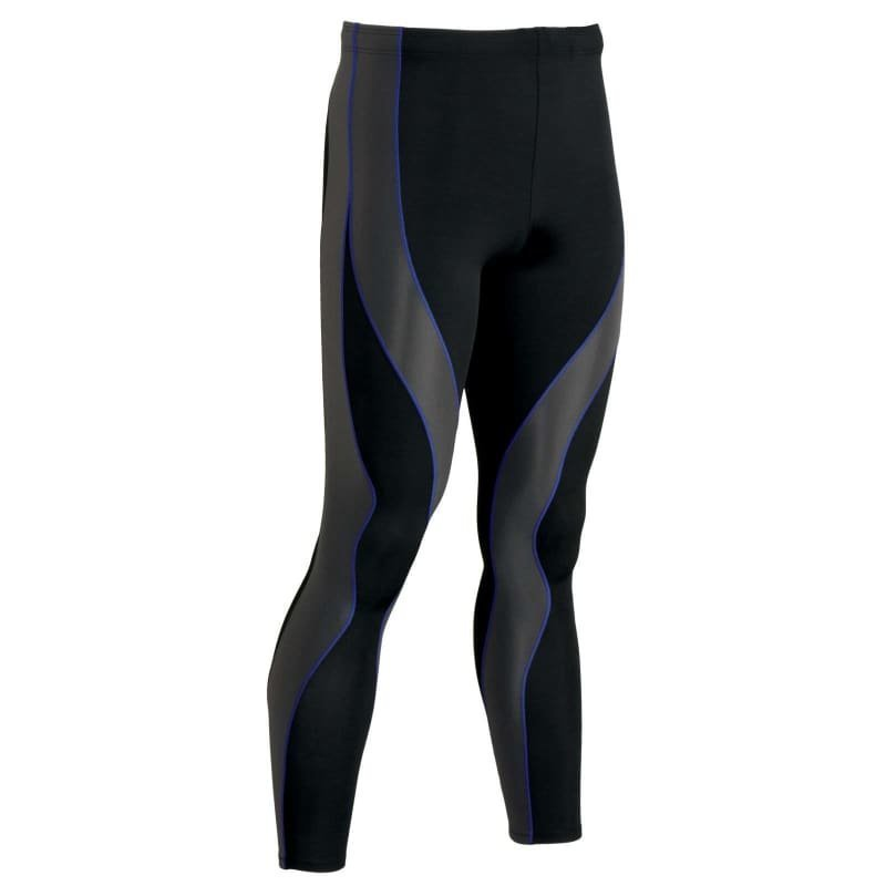 CW-X PerformX Tights M Black/Grey/Blue