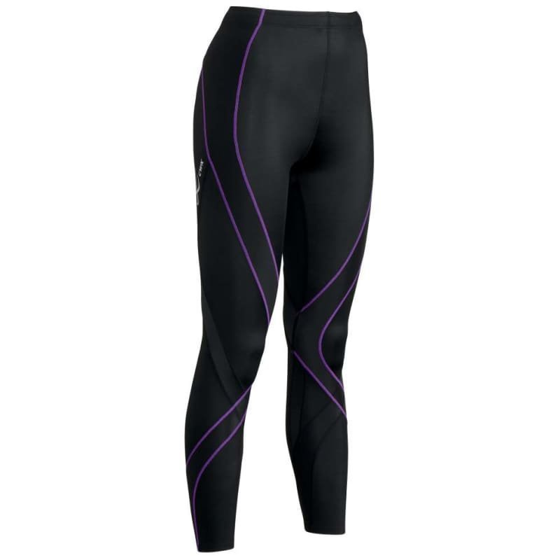 CW-X Pro Tights L Black/Purple