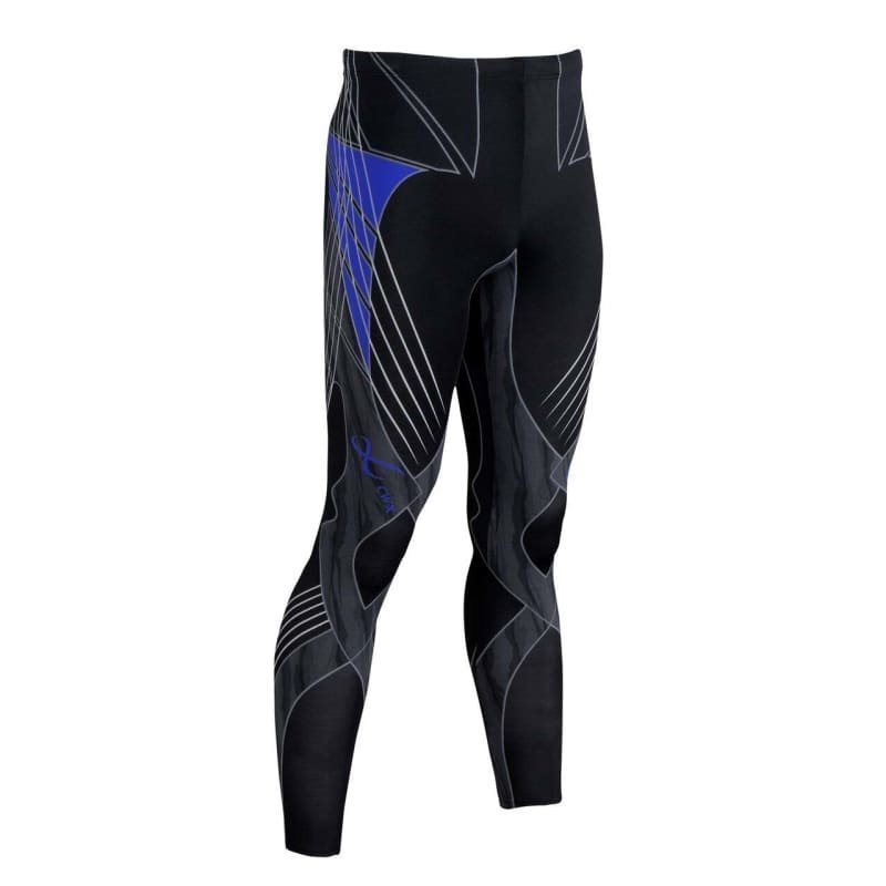 CW-X Revolution Tights M Black/Blue