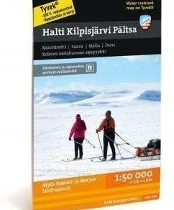 Calazo Halti-Kilpisjärvi-Pältsa Tyvek