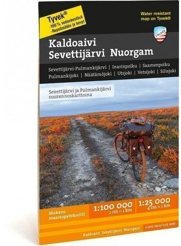 Calazo Kaldoaivi Sevettijärvi Nuorgami Tyvek