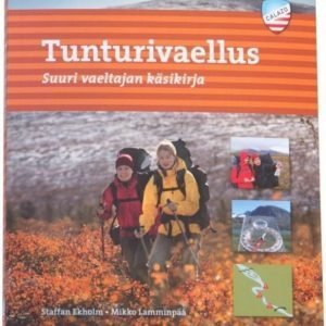 Calazo Tunturivaellus - Suuri vaeltajan käsikirja