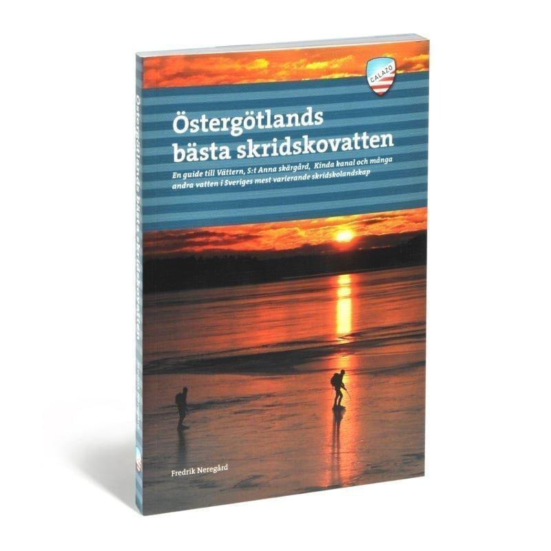 Calazo förlag Östergötlands bästa skridskovatten