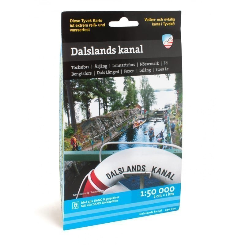 Calazo förlag Dalslands kanal