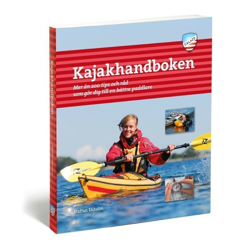 Calazo förlag Kajakhandboken