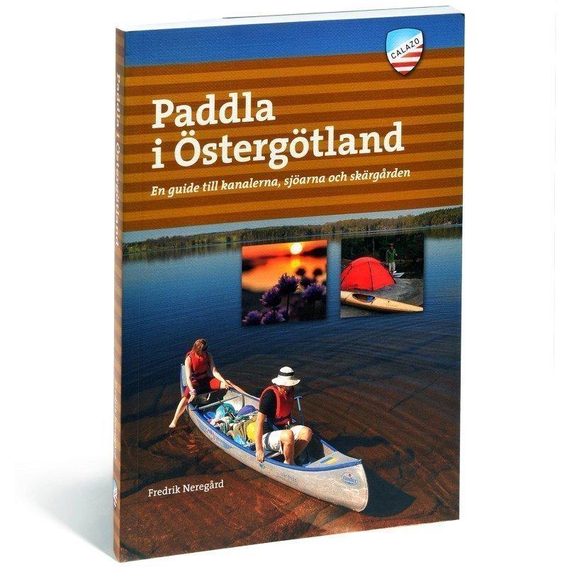Calazo förlag Paddla i Östergötland