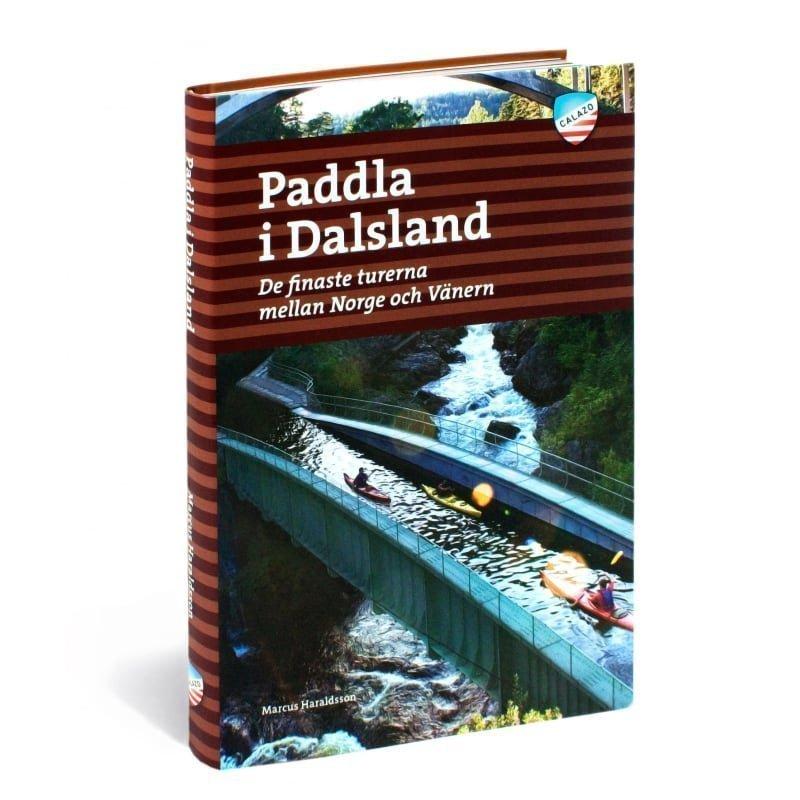 Calazo förlag Paddla i Dalsland