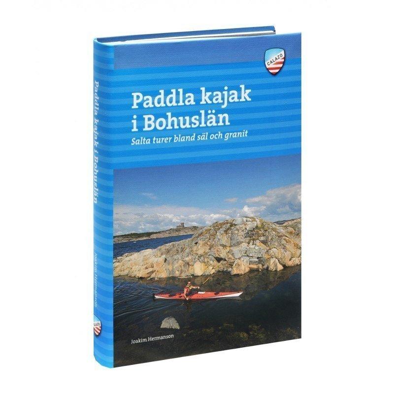 Calazo förlag Paddla kajak i Bohuslän