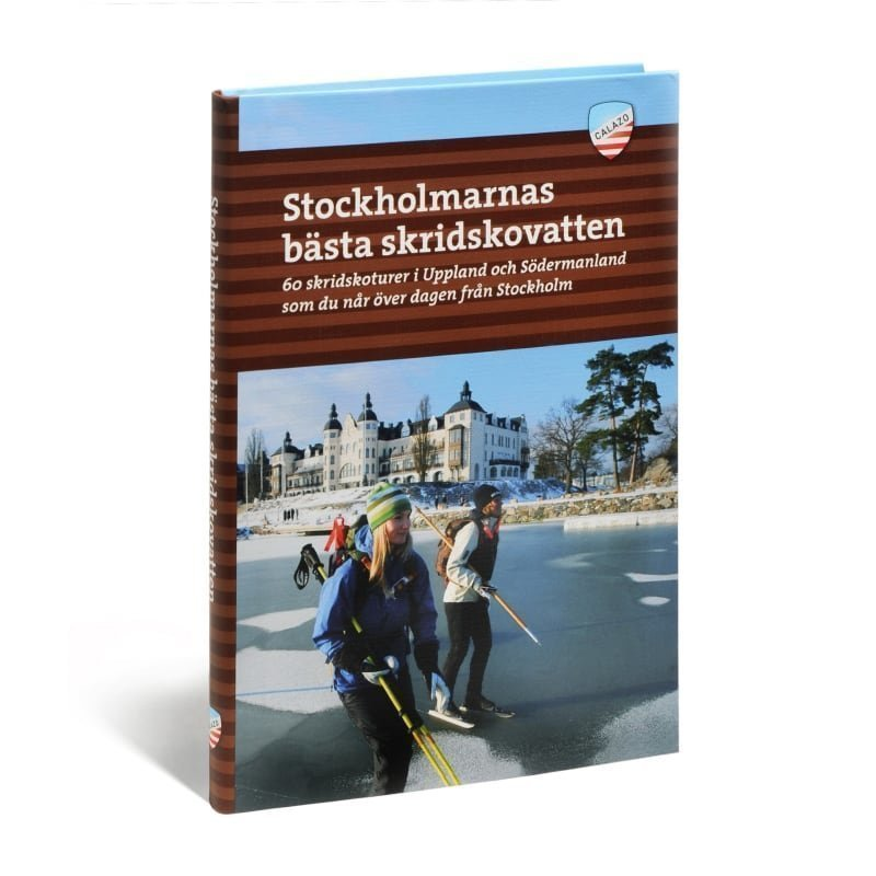 Calazo förlag Stockholmarnas bästa skridskovatten