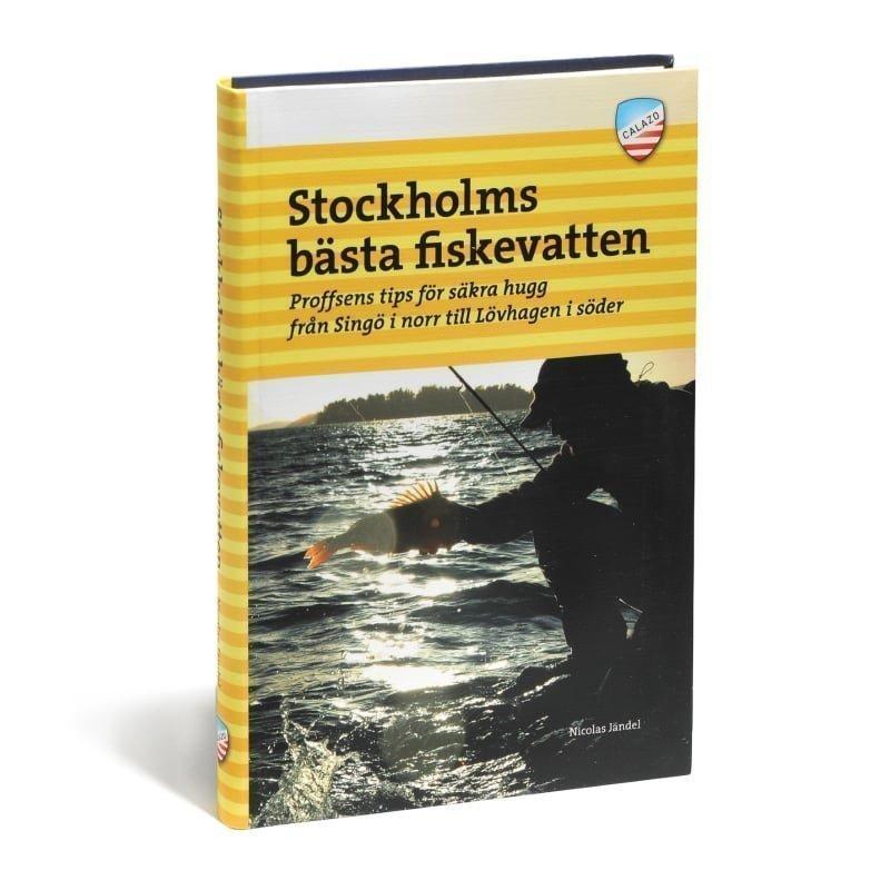 Calazo förlag Stockholms bästa Fiskevatten