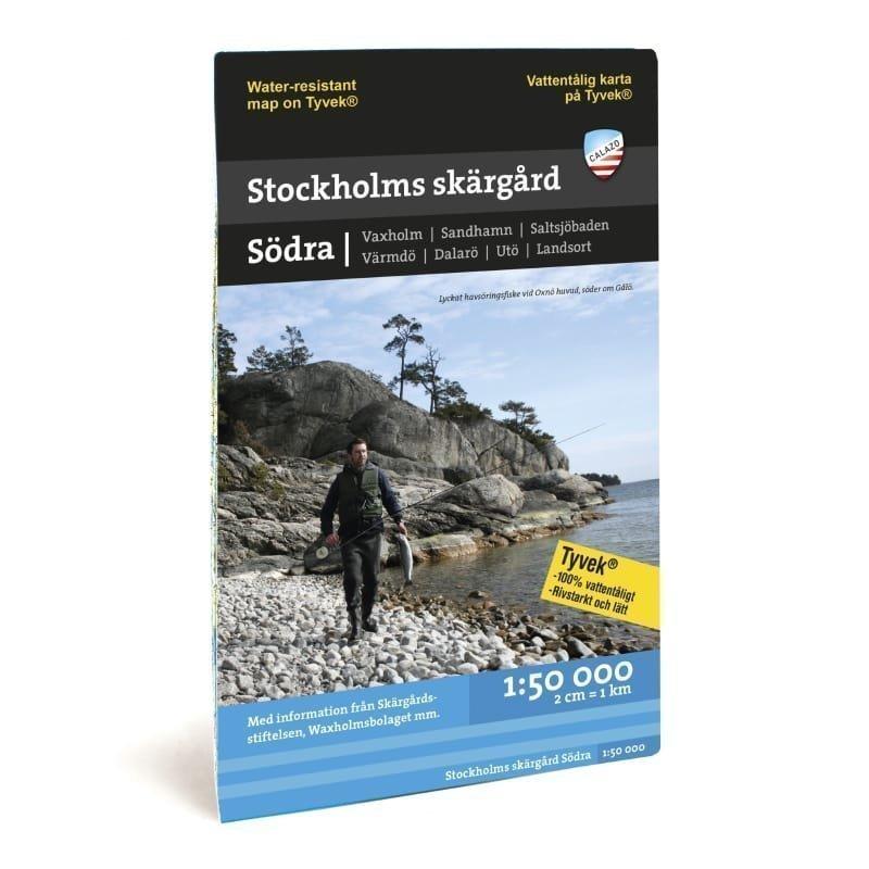 Calazo förlag Stockholms skärgård - Södra